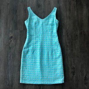 Escada Margaretha Ley Tweed Dress Size S (36)